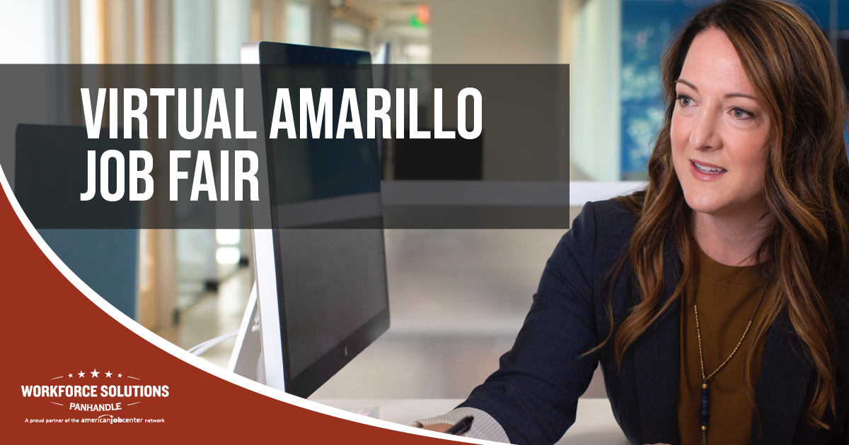 Virtual Amarillo Job Fair